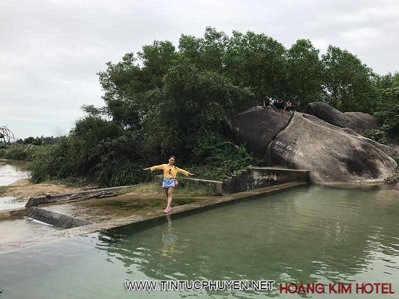 Suối lạnh Phú Yên